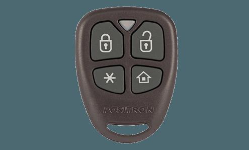 Controle de Alarme - Positron PX32